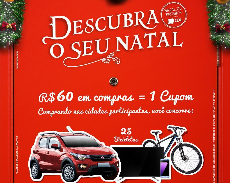 CDL Angra realiza sorteio da campanha Natal de Prêmios; confira lista de ganhadores