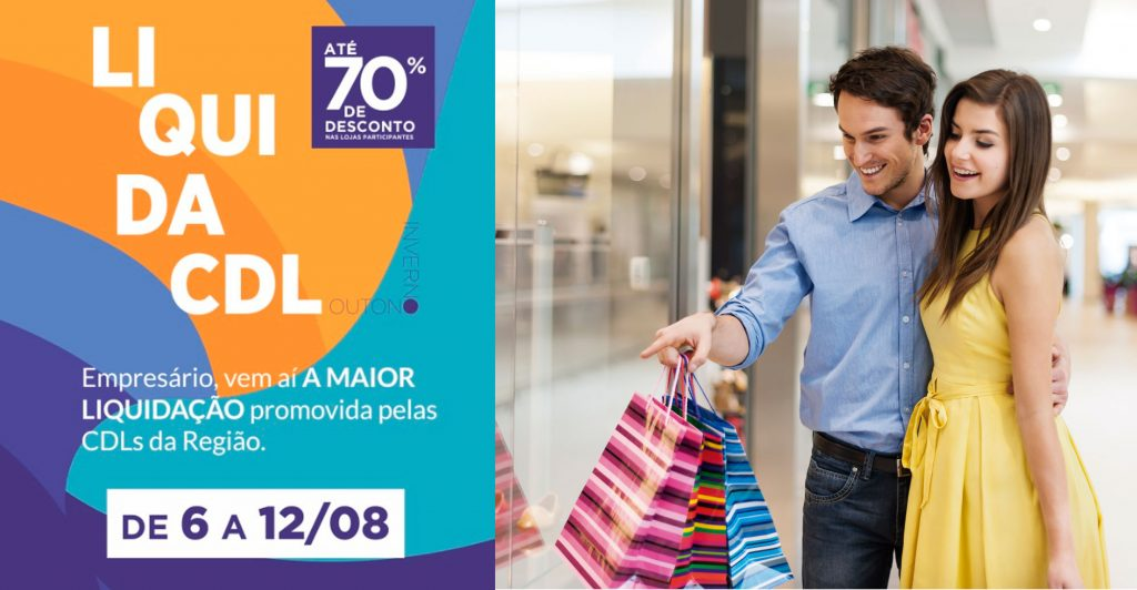 Liquida CDL impulsiona vendas no comércio de Angra dos Reis
